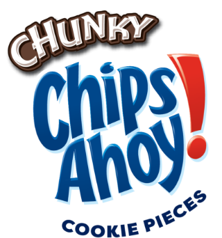 logo- Chunky CHIPS AHOY! Cookie Pieces